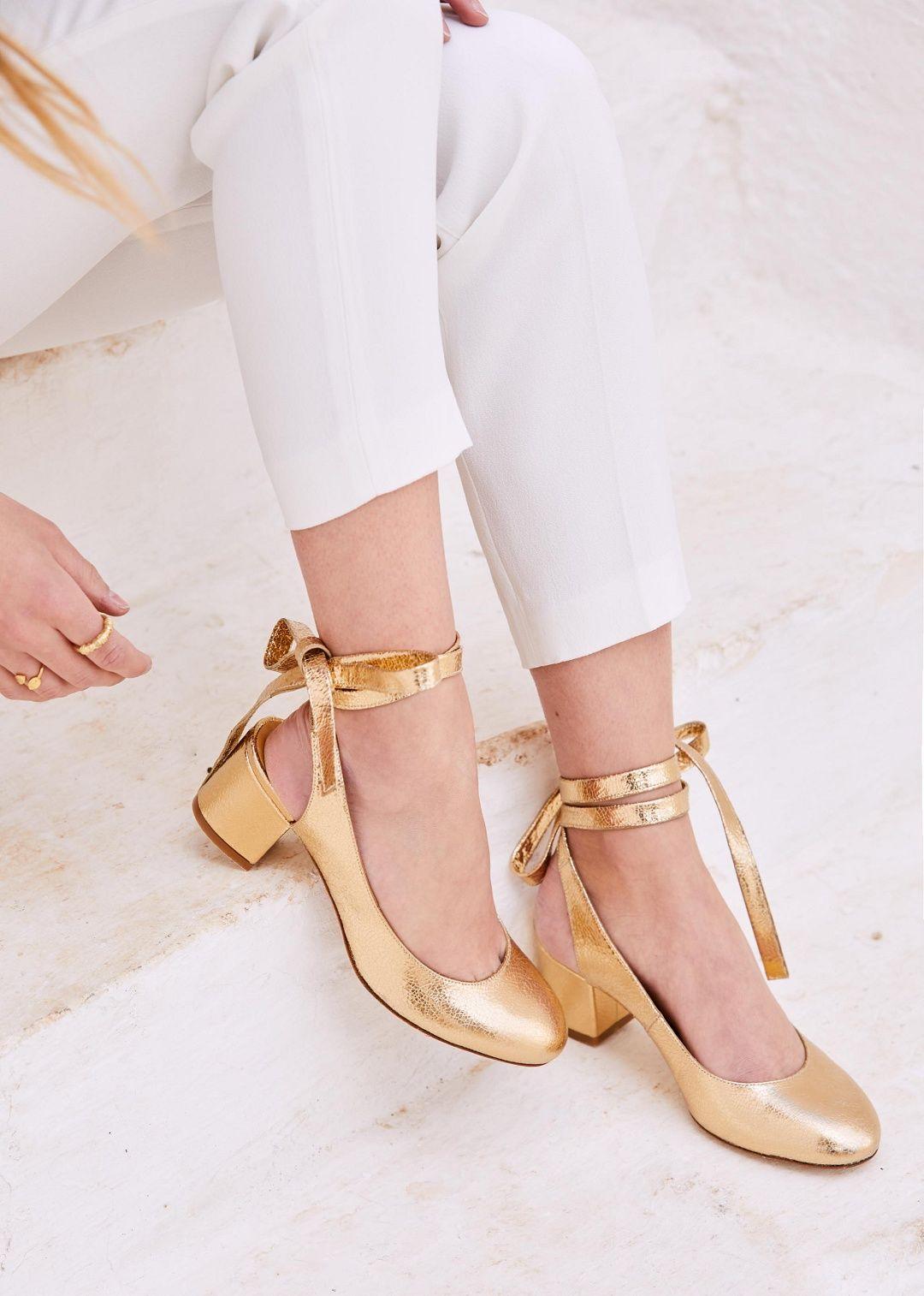 prix abordable mieux emballage élégant et robuste Sézane - Nina courts   shoes   Sezane escarpins, Sezane et ...