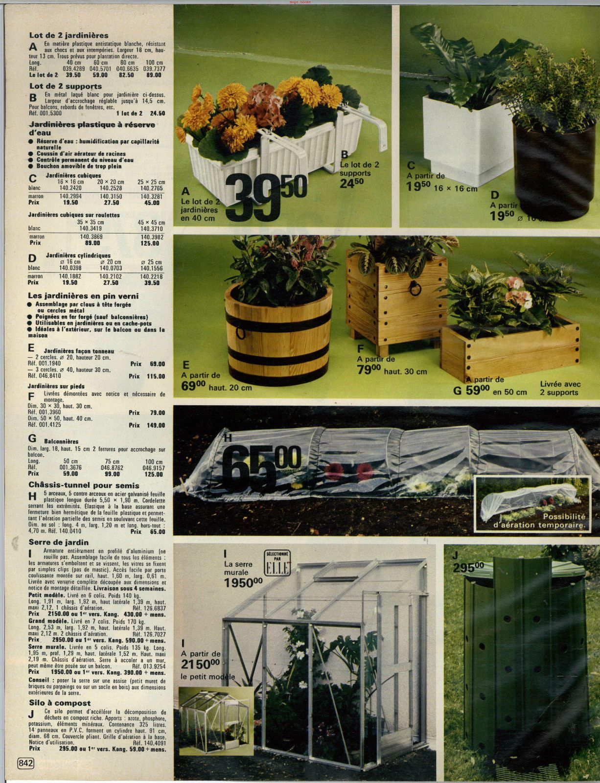 1978 la redoute printemps ete mail order catalogue pdf. Black Bedroom Furniture Sets. Home Design Ideas