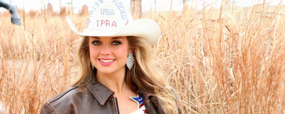 Harmony Latham - Miss Rodeo USA 2016