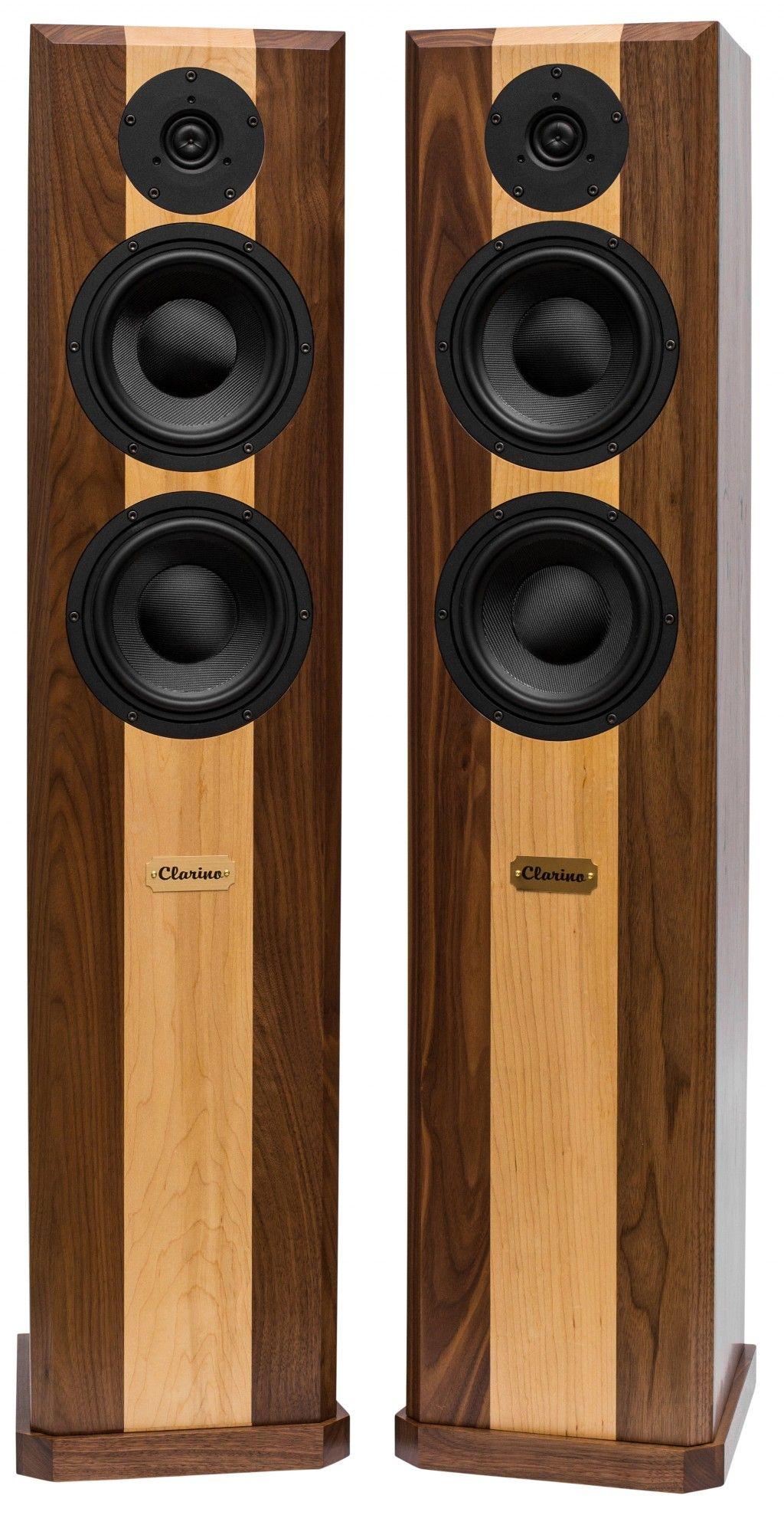 Clarino   Speaker projects, Diy speakers, Speaker box design