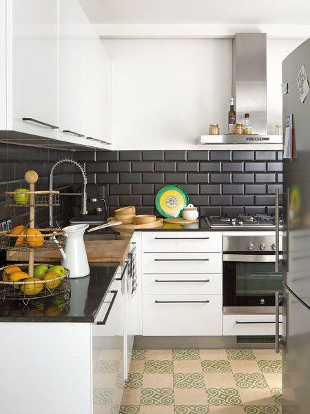 Guía esencial para reformar la cocina - cocinas en l