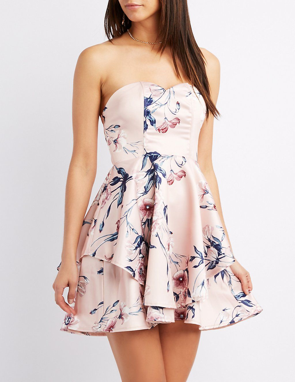Silky Satin Fabric Shapes This Stunning Floral Printed Skater Skirt That Is Sure To Captivate And Turn Heads A Stra Dresses Skater Dress Printed Skater Skirt [ 1326 x 1024 Pixel ]