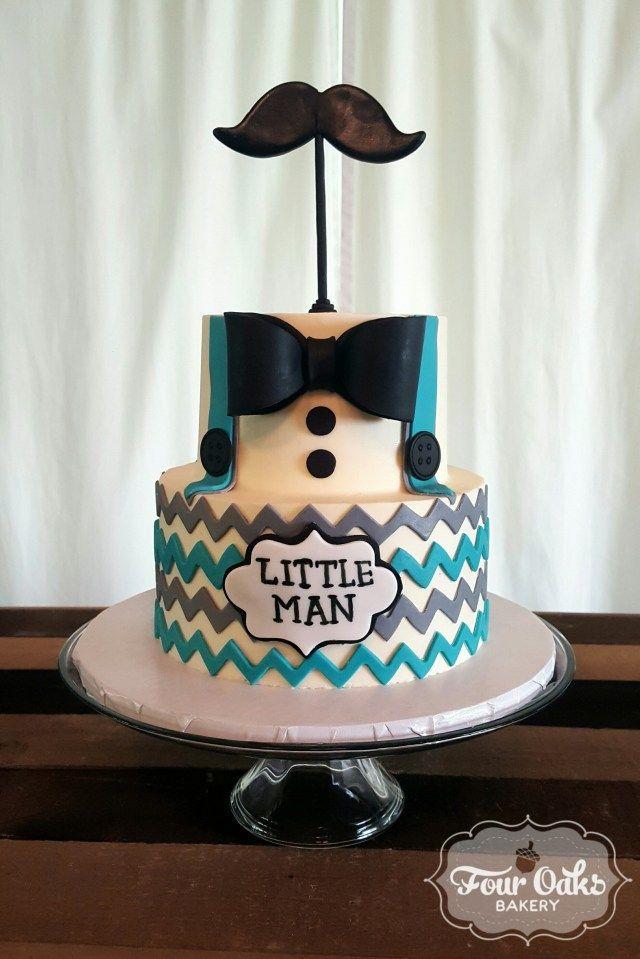 inspiration image of birthday cake for man little four oaks bakery birthdaycaketoppers also rh pinterest