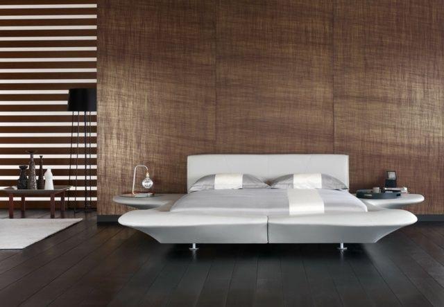 Slaapkamer Ideeen Modern : Ideeën voor een modern tweepersoonsbed voor uw slaapkamer