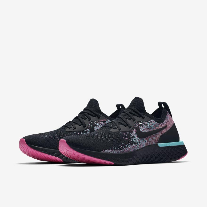 barato Memoria Pintura  Nike Epic React Flyknit Miami Vice | Running shoes for men, Nike, Mens  boots fashion