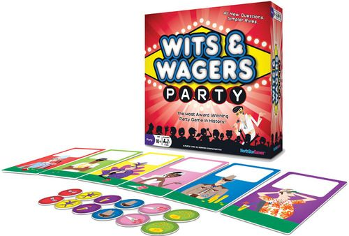 Wits & Wagers Party   Image   BoardGameGeek