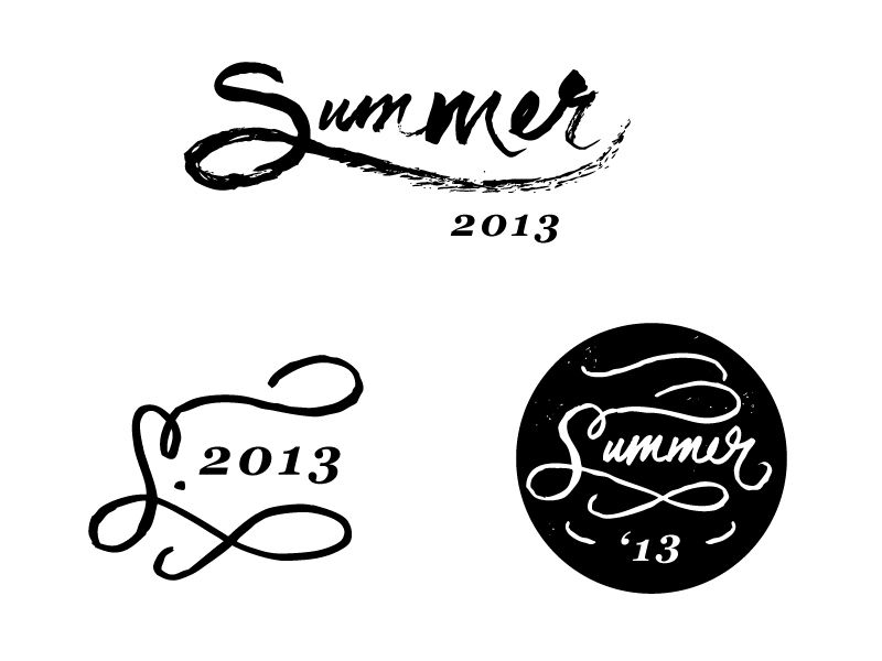 Summer 2013 Line Options
