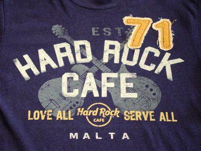 Hard Rock Cafe Malta! Like this? More GR8, Unique Stuff Here! http://myworld.ebay.com/lotstasell/