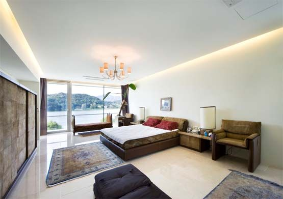 Modern Korean Bedroom Designs