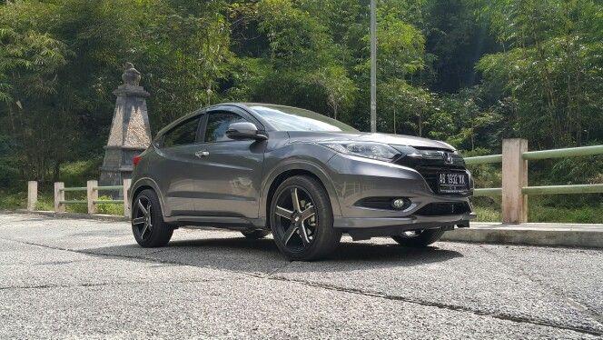 Modern steel HRV | HONDA HR-V | Car, Cars, Honda