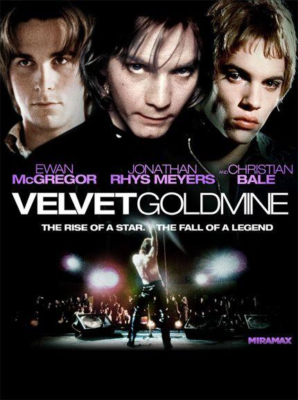 Velvet Goldmine (1998) - Ewan McGregor, Jonathan Rhys Meyers, Christian Bale, Toni Collette, Eddie Izzard
