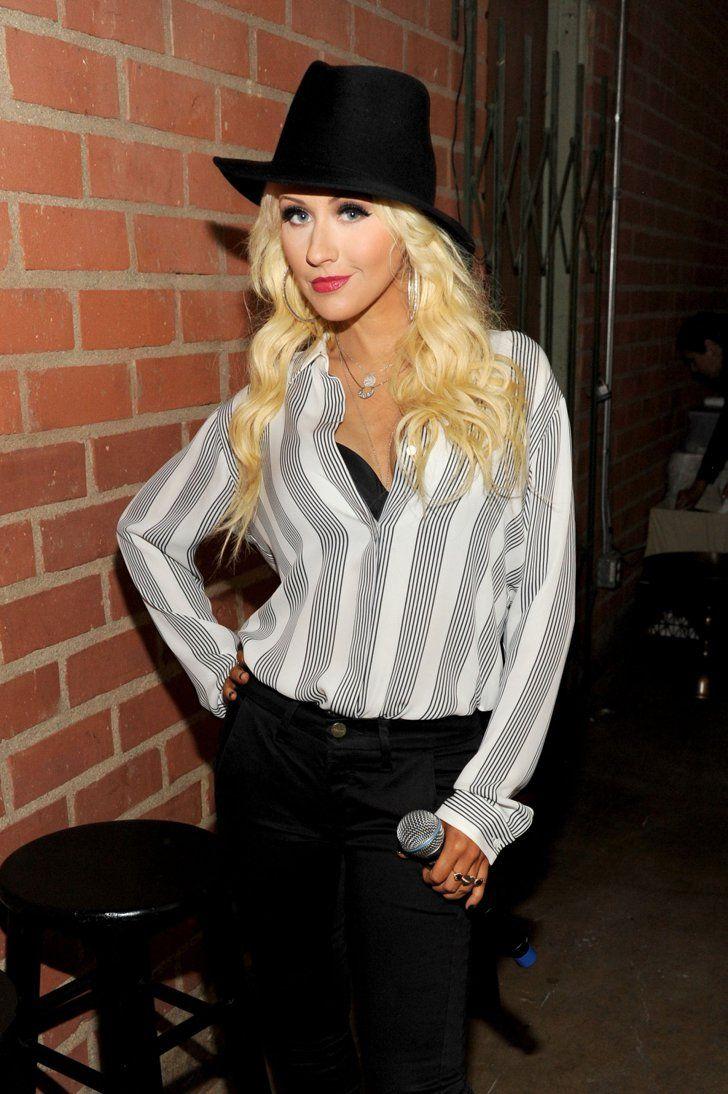 Pin for Later: Kaum zu glauben: All' diese Stars haben das gleiche Alter?! Christina Aguilera