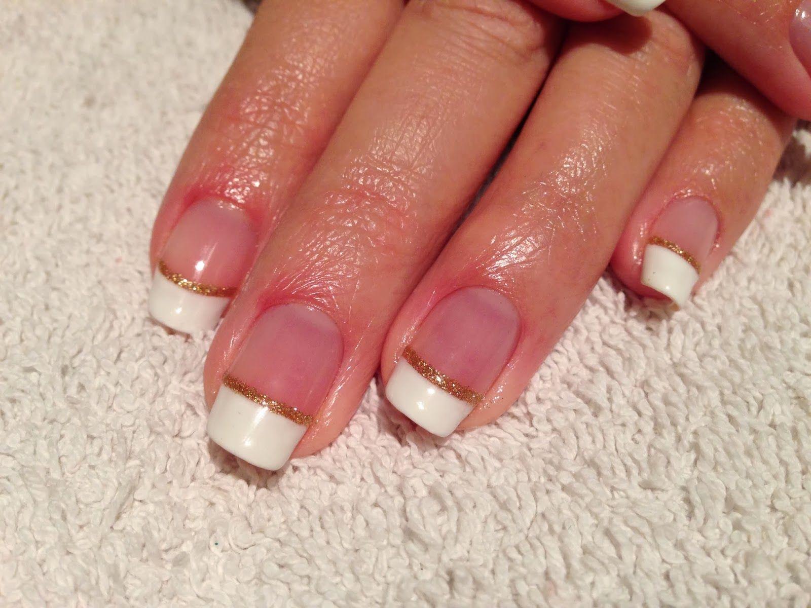 Nails 2016 Shellac Nail French Tip Designs CND Shellac French ...