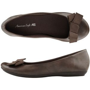 6cb1692f9e072 Payless ShoeSource, Millie Ballet Flats in brown. $19.99. | SHOES ...