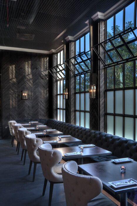 Restaurant and bar design awards 13 14 restaurant cafe for Piccolino hotel decor
