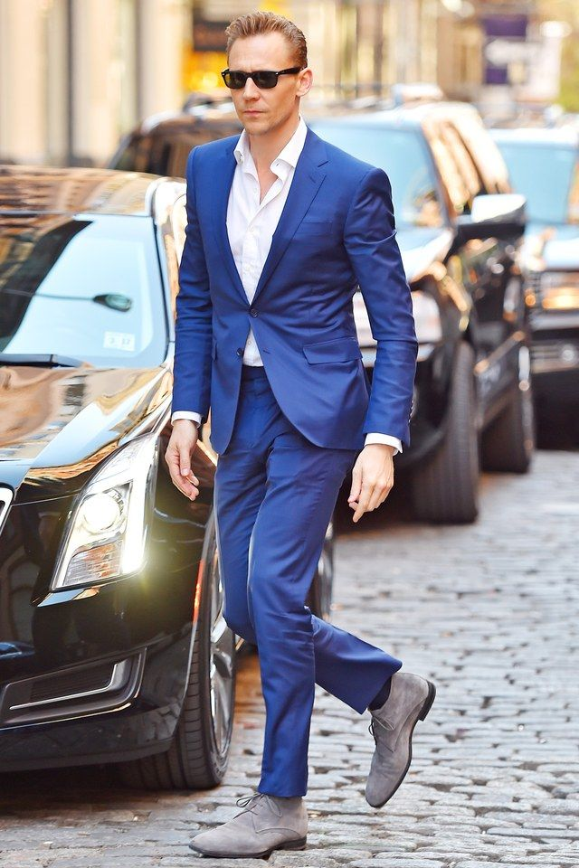 Tom Hiddleston Is Your New Office Style Hero | Styles in