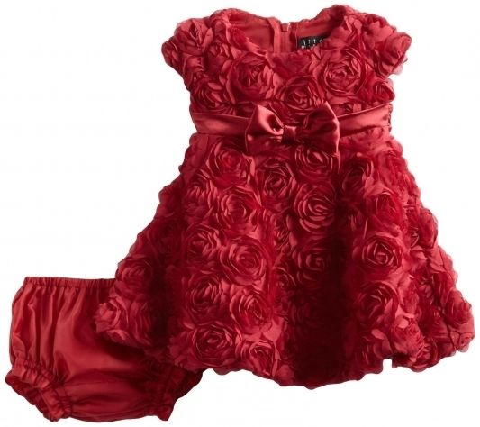 which newborn baby girl christmas dresses