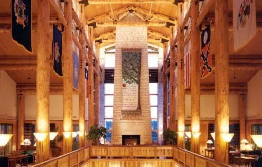 Lied Lodge In Nebraska City