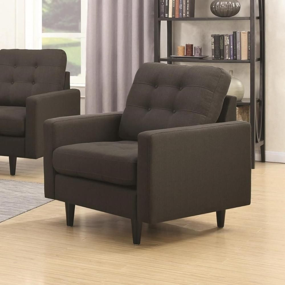 Best Modern Wood Linen Like Fabric Chair With Reversible 400 x 300