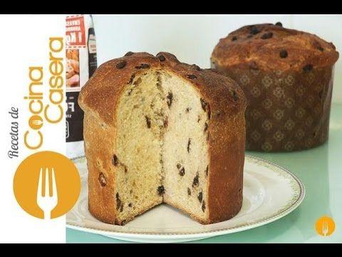 Blog Cocina Casera | Panettone Casero Recetas De Cocina Casera Recetas Faciles Y