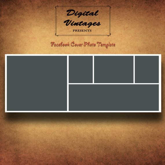 Facebook Timeline Cover Photo Photshop Template Photographers