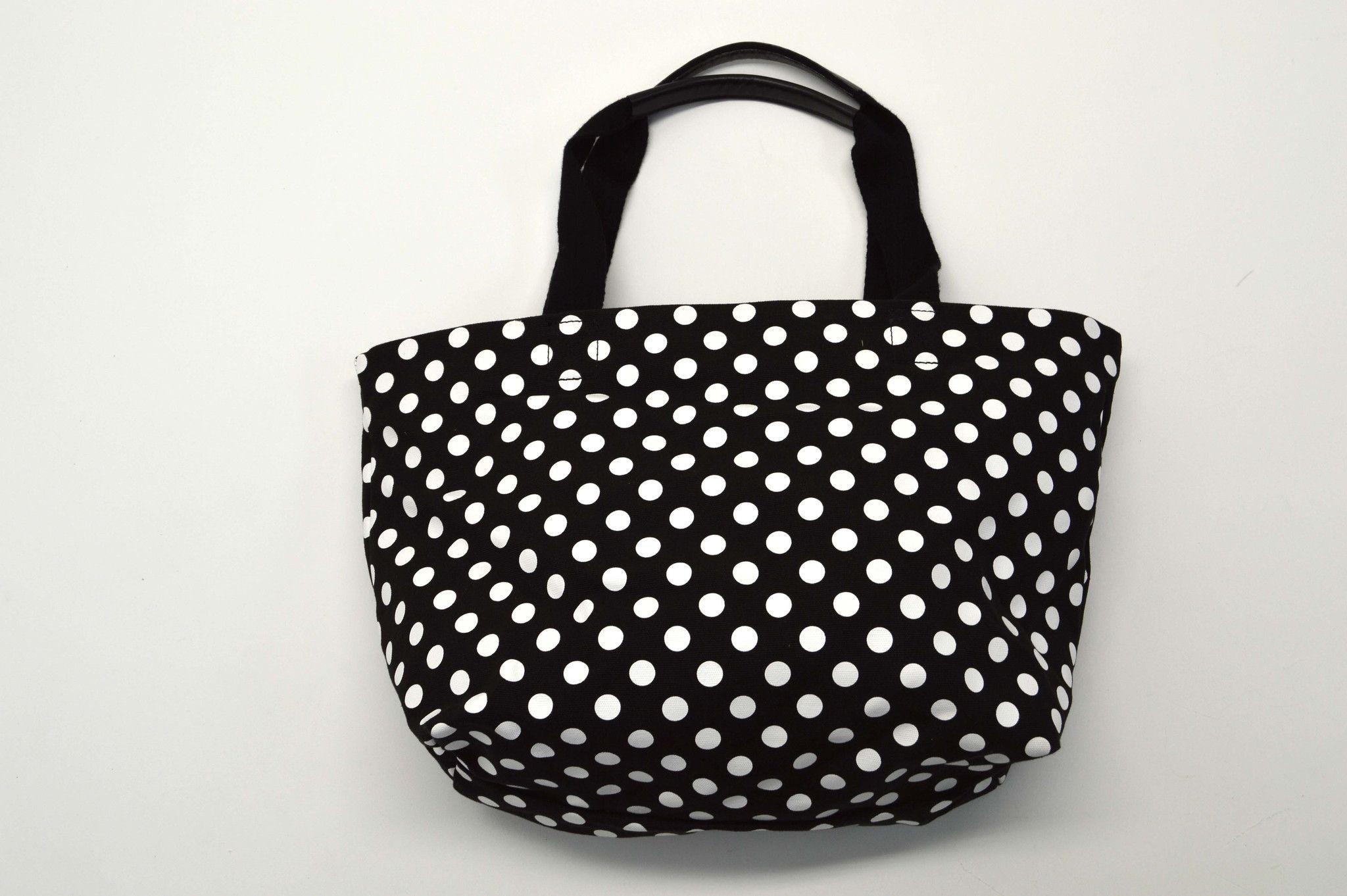 Kate Spade New York Pink Rose Reusable Tote Bag (No Dust bag)