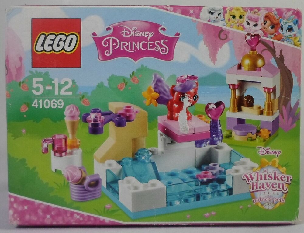 Lego 2016 Disney Whisker Haven Tales Palace Pets Treasure S Day At Pool 41069 Afflink Contains Affiliate Links When Y Lego Disney Princess Lego Disney Lego