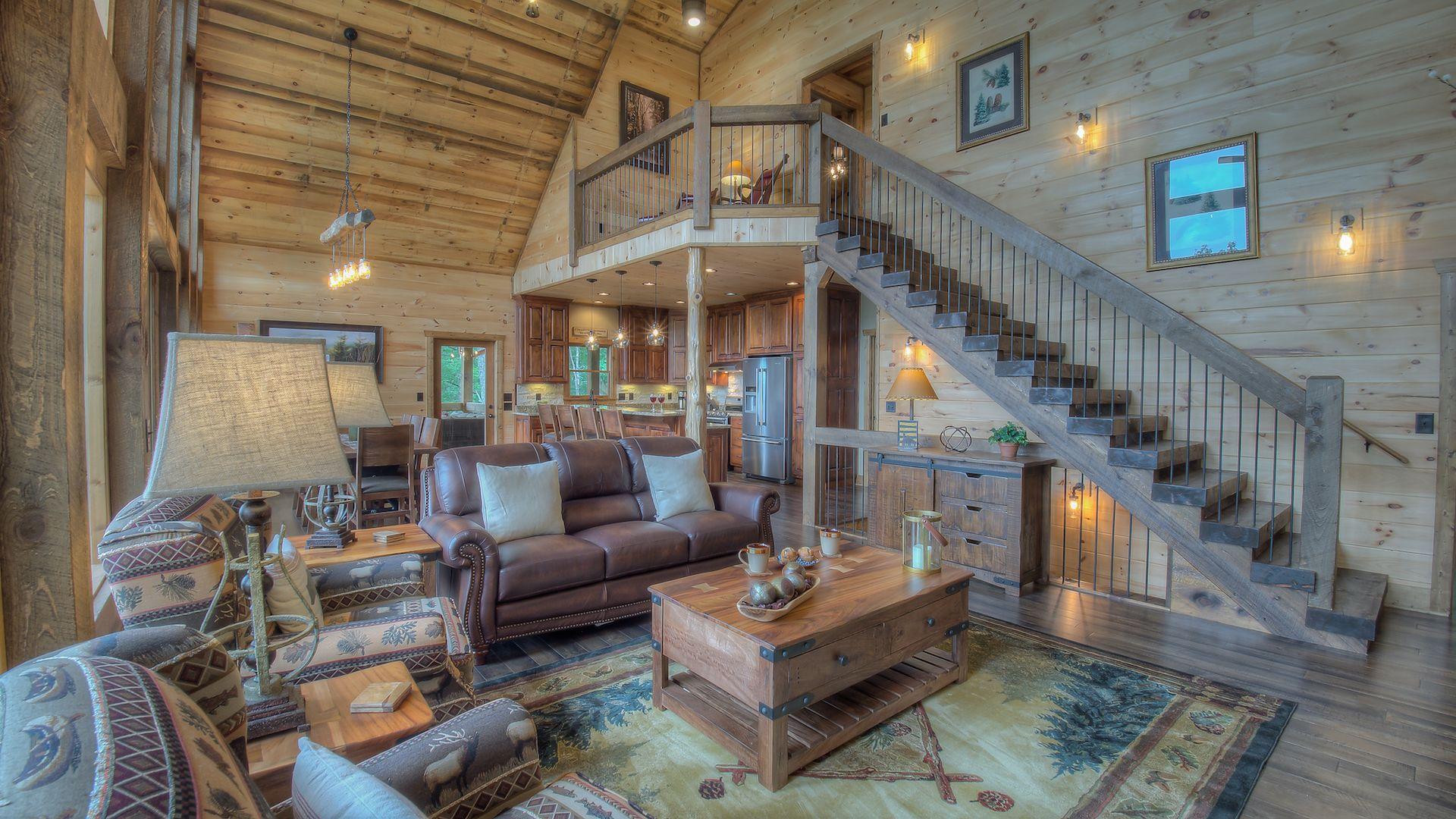Belle Of Blue Ridge Al Cabin Ga