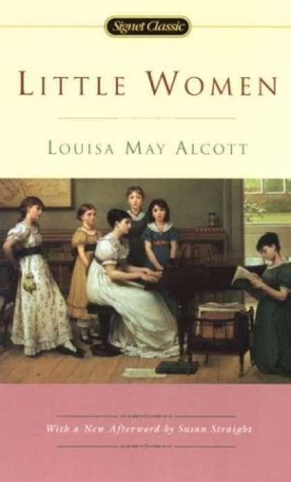 Classic Children's Books - Little Women Piccole donne Piccole donne crescono I figli di jo