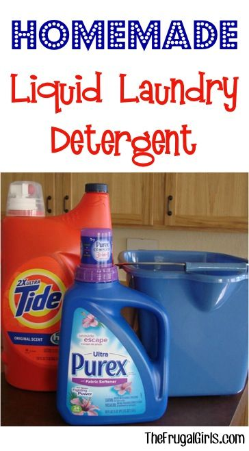 How To Make Homemade Laundry Detergent You Ll Love This Easy