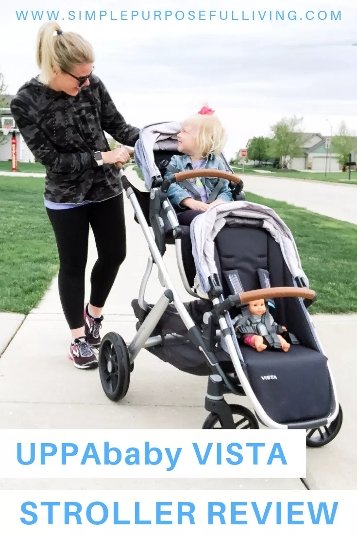 45+ Uppababy vista rumble seat age info