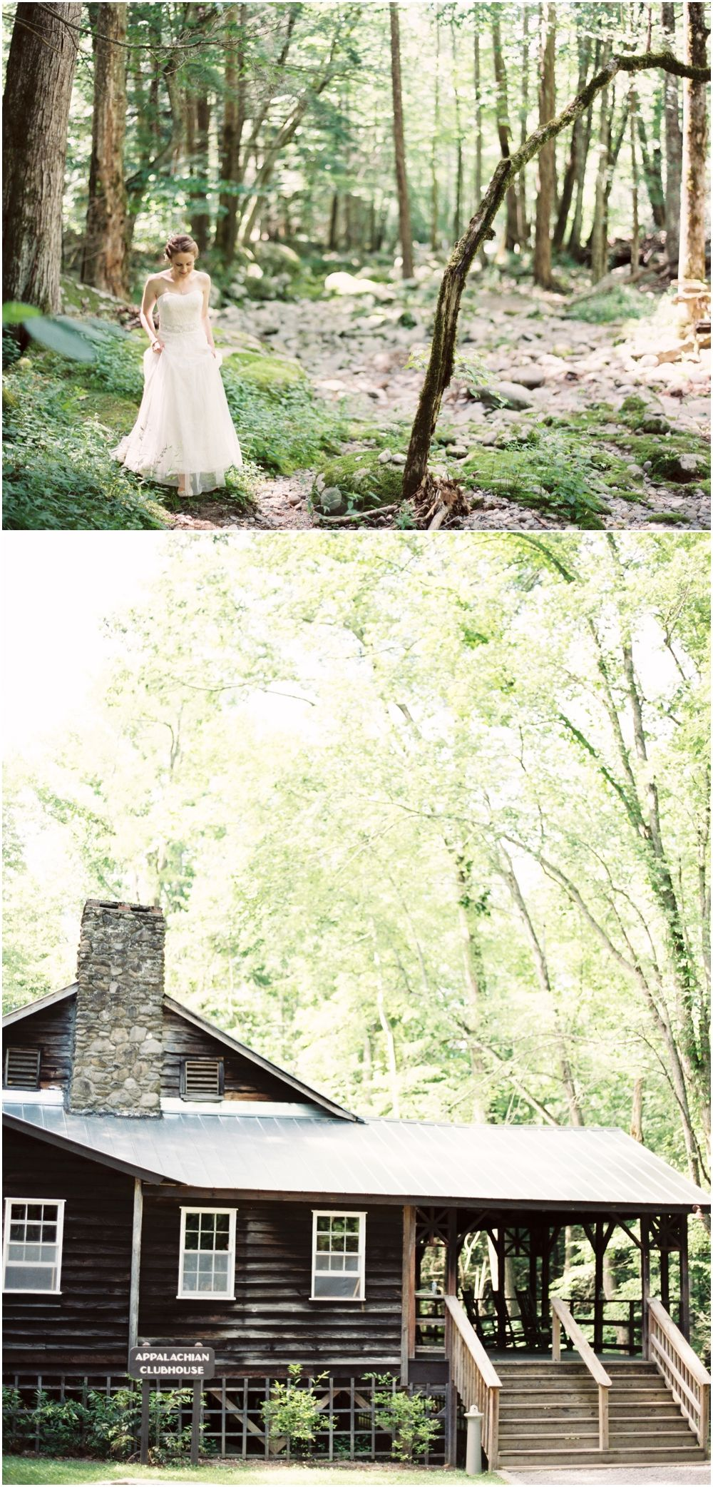 The Appalachian Clubhouse And A Smoky Mountain Wedding