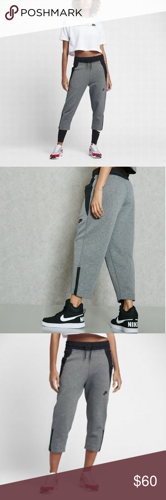 Nike womens tech sportswear sweatpants nwt my posh picks