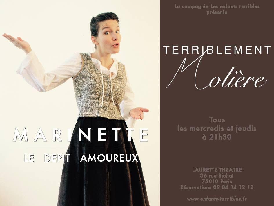 Marinette - Le dépit amoureux