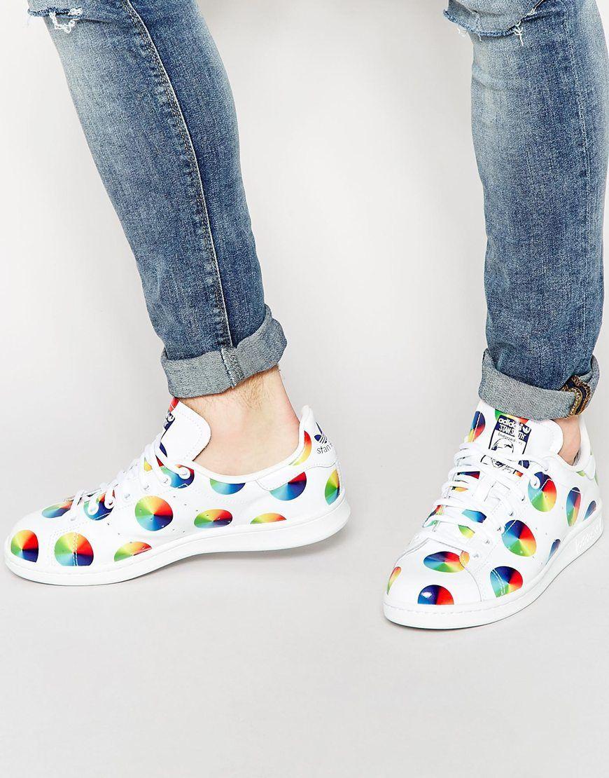 adidas Originals Stan Smith Polka Dot