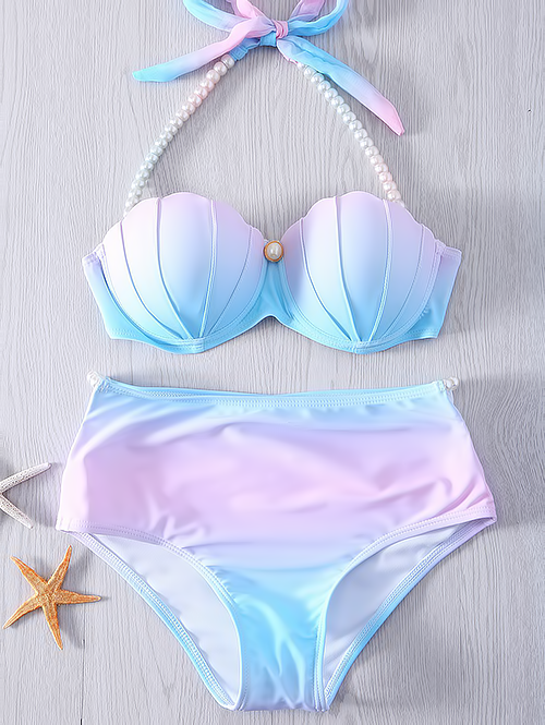 a17cb63d96 Cute Pastel, Mermaid Bikini and Swimming Suit | Everything in 2019 ...