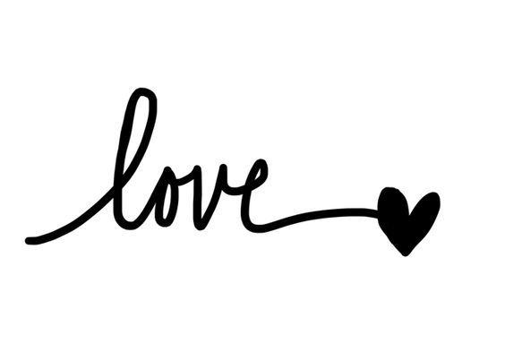 Download Love is all we need! | Schriftzug tattoo, Bilder, Ausdrucken