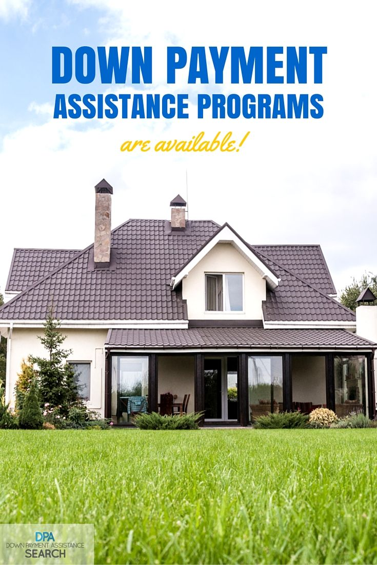 Free Down Payment Assistance Program Search That Works ...