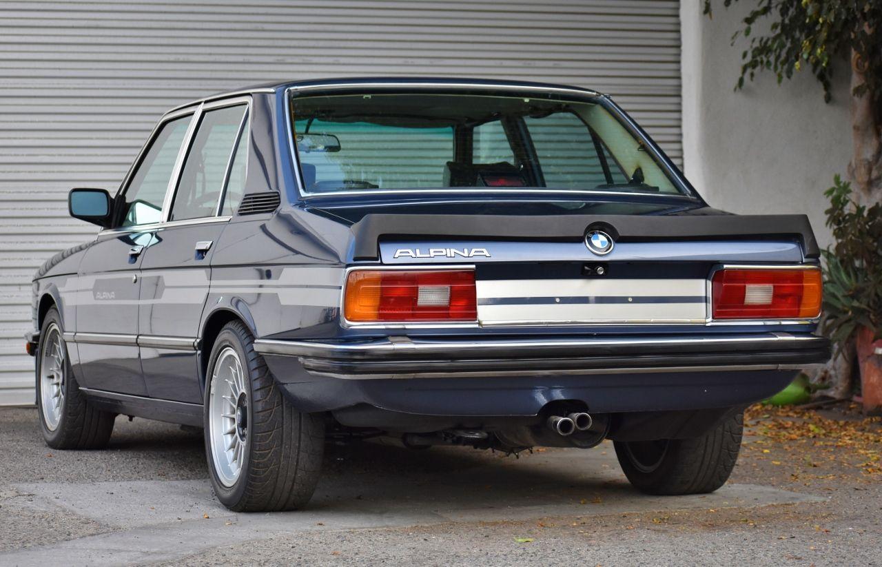 1979 Bmw Alpina B8 Bmw Alpina Bmw Bmw Classic Cars