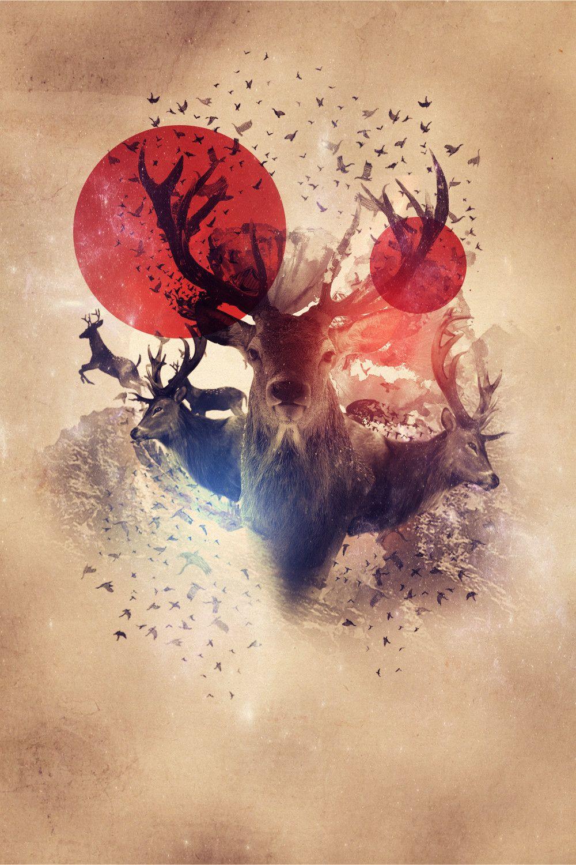 ArtStation - The Forest, Julien Tondu