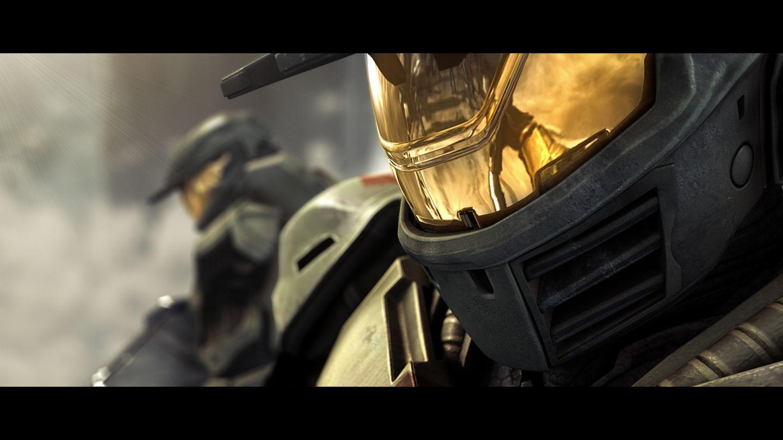 Close Up Photo Master Chief Helmet Closeup Hd Halo 96216 Jpg