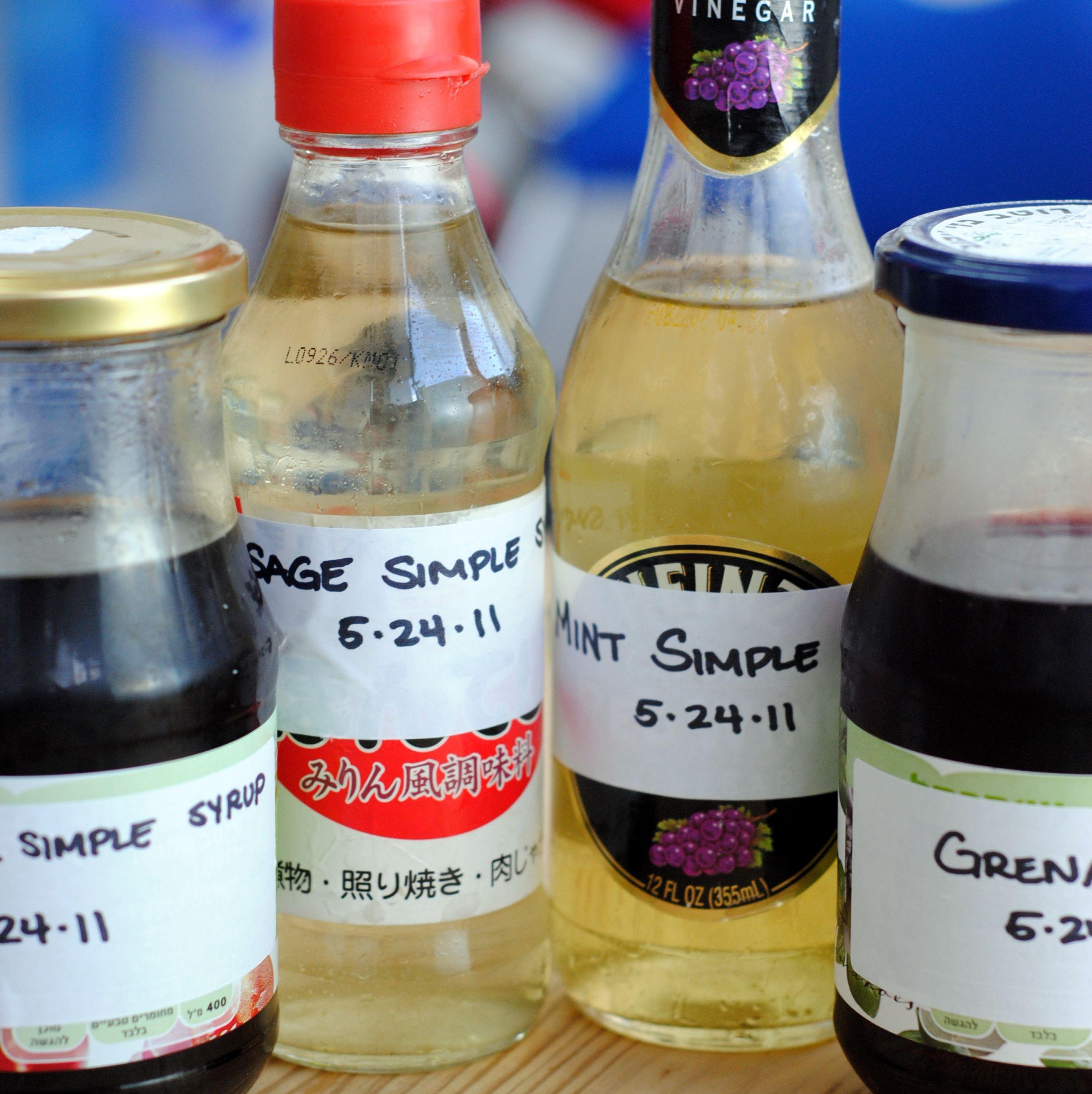 Plain Simple Syrup
