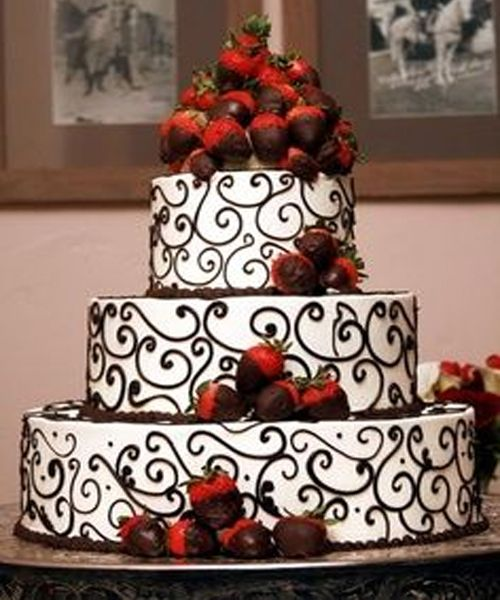 Gorgeous Love Chocolate Cake | Styles Time