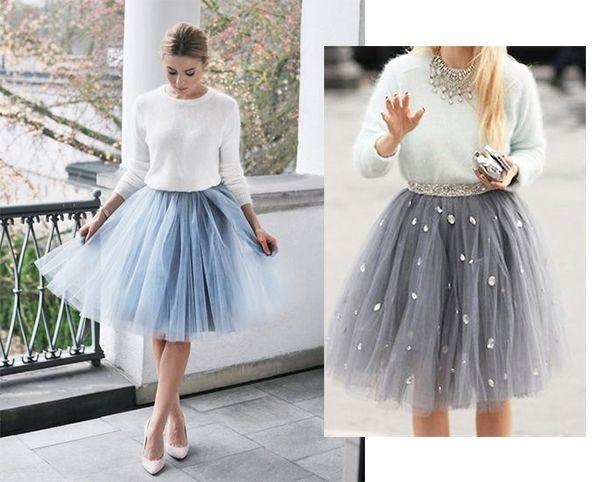 De boda en boda 2015: invitada de invierno   Tulle dress ...