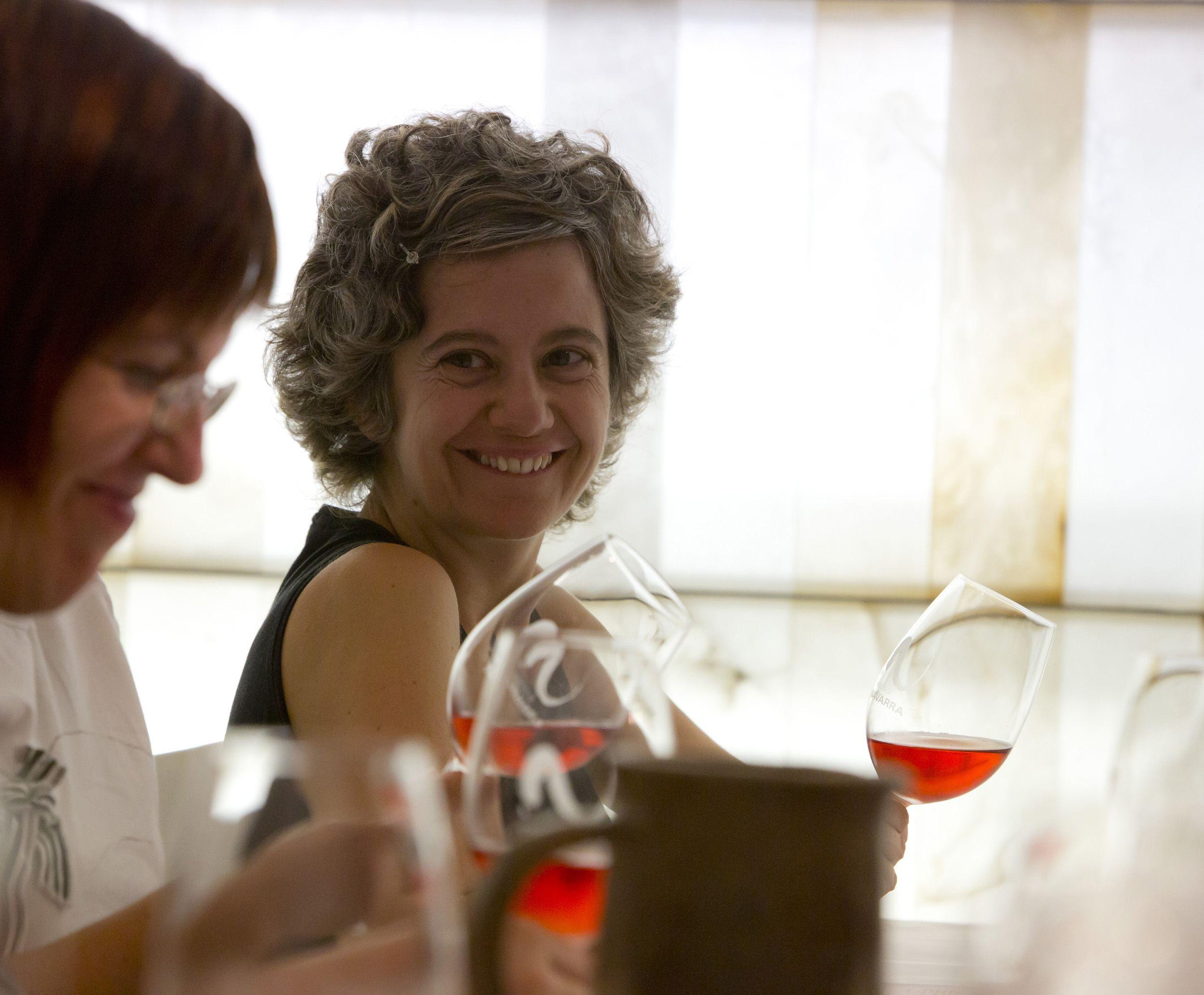 Catas de vino DO Navarra en Ciudadelarte 2013