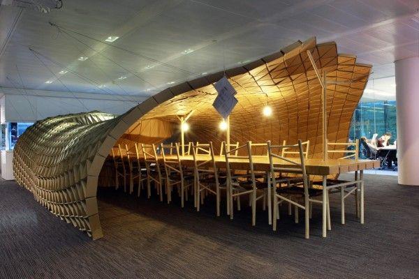 pupa 013 cardboard architecture pinterest london england