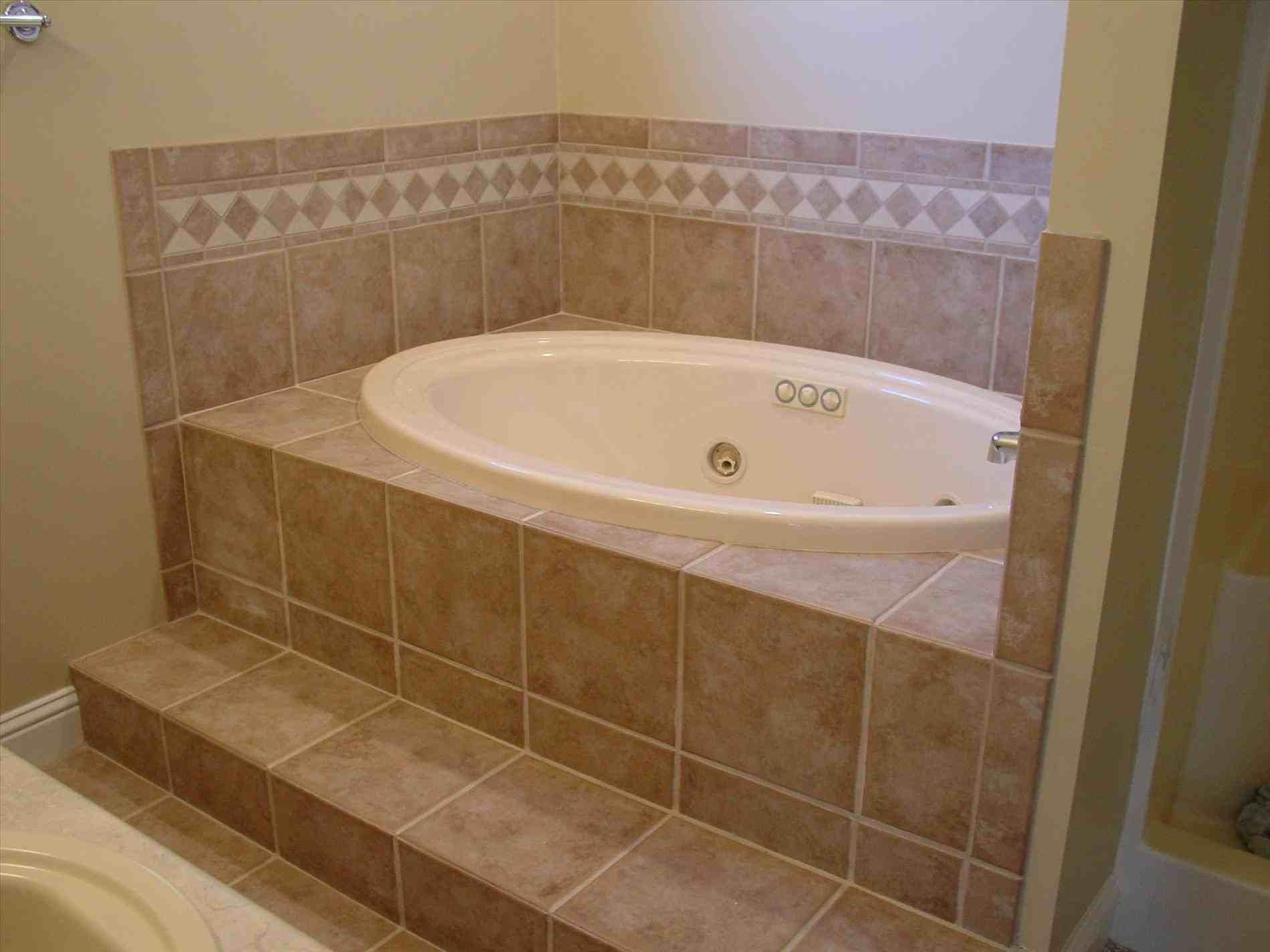 Whirlpool Tub Tile Ideas