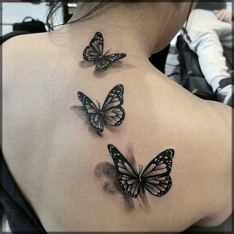 Ideas De Tatuajes De Mariposas Super Bonitos Mariposa Tatuaje Tatuaje De Mariposa En La Muneca Tatuaje Mariposa 3d