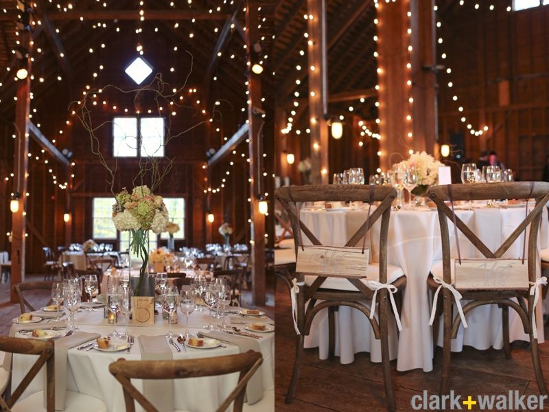 Another beautifully decorated wedding at Stonover Farms