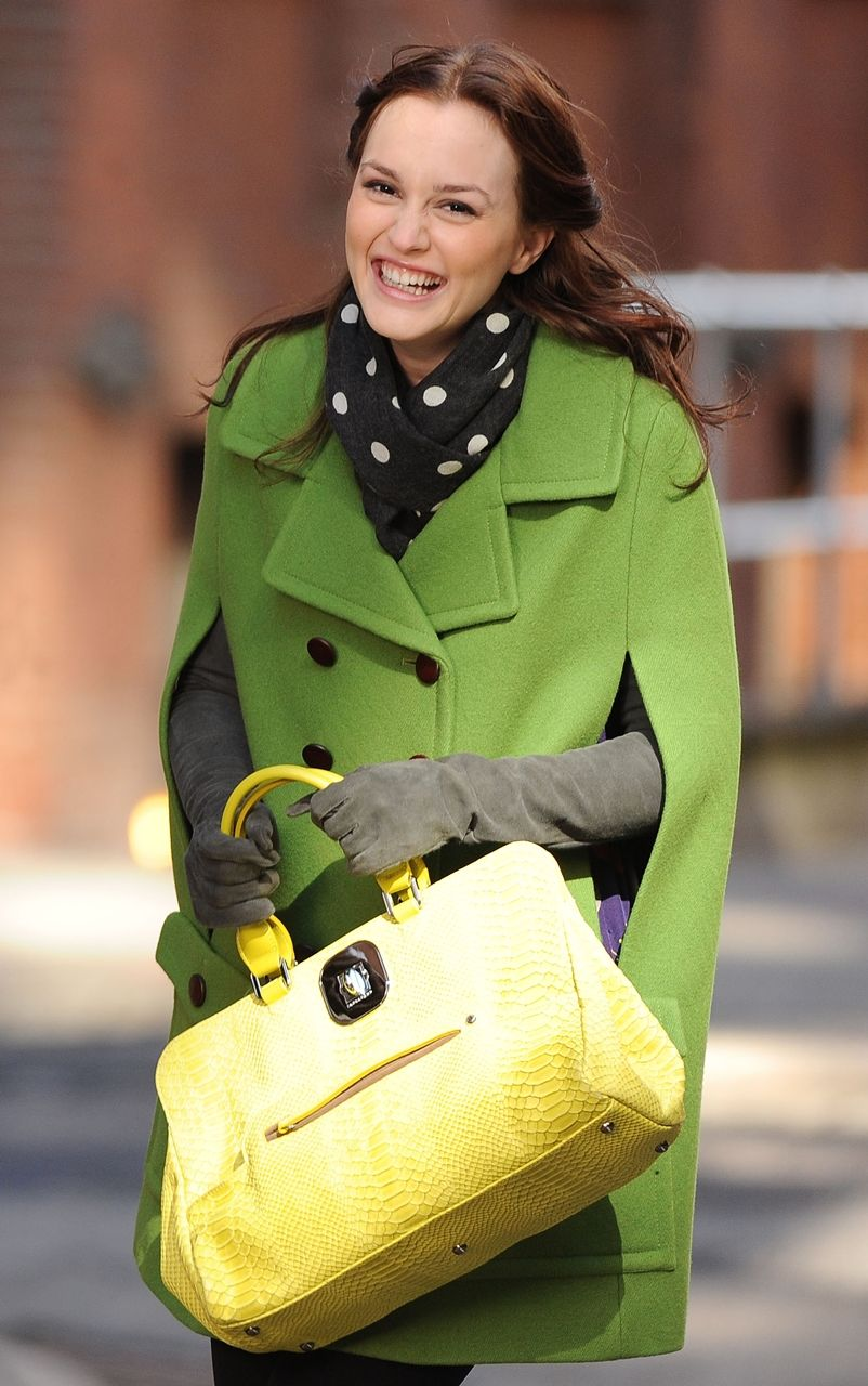 Blair Waldorf | #GossipGirl #Stylish